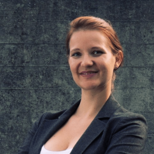 Isabel Anger, Marketing Manager Dharma Funding Solutions