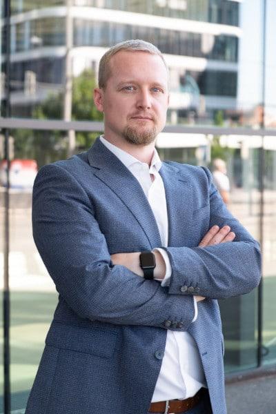 Klaus Förster, Senior Consultant Dharma Funding Solutions