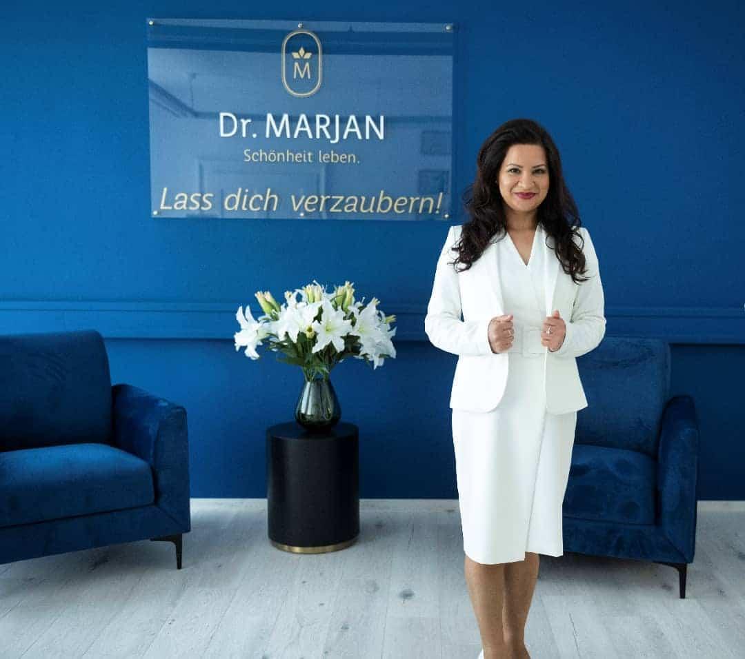 Dr. Marjan Parvizi, Kundin Dharma Funding Solutions