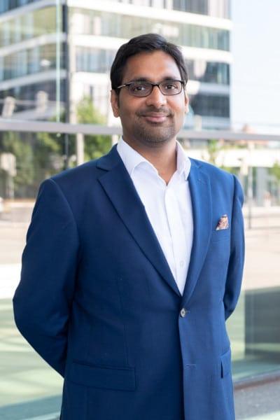 Vijay Verma, CEO Dharma Funding Solutions